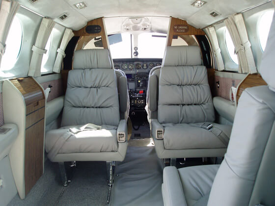 Air Charter | McCreery Aviation | McAllen, TX